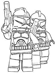 Lego Star Wars Coloring Pages Kids Stuff Lego Coloring Pages