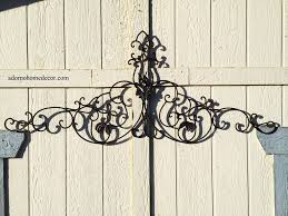 metal flowers for large outdoor wall art large metal wall art sculptures outdoor decor clearance