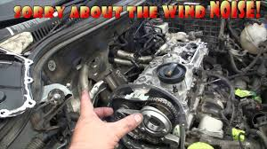 2009 Volkswagen CC 2.0 TSI Cam Chain Tensioner Failure. Top-end ...