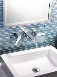 bathtub wall faucets how to install a bathtub awesome h sink of koko led waterfall wall