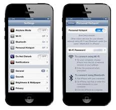 Hack lets you enable Tethering Hotspot on iPhone without jailbreaking
