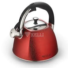 <b>Чайник Kelli KL</b>-<b>4514</b> нержавейка <b>3л</b>. | 1000-melochej-egk