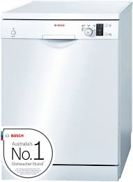 How To Buy Dishwasher Bosch Sms50e32au Serie 4 Freestanding Dishwasher Appliances Online