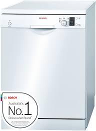 Dishwasher Brands Bosch Sms50e32au Serie 4 Freestanding Dishwasher Appliances Online