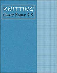 Grid Ratio Chart Knitting Chart Paper 4 5 Blank Graph Notebook Ratio 4 5
