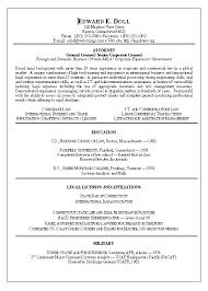 Lawyer Resume Format - Koto.npand.co