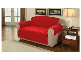 3 seater sofa slipcover 3 seater sofa covers red colored polyester fabric diamond shape textured back 3 seater sofa slipcover