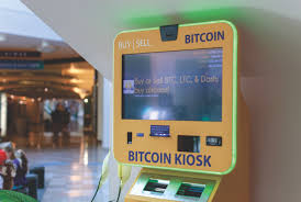 A bitcoin atm looks and operates like a traditional fiat atm. Crypto Atms Proliferate 6 000 Installed And Counting News Bitcoin News