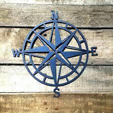 metal wall compass outdoor compass decor nautical compass rose metal wall art various sizes outdoor compass