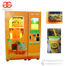 Automatic Juice Vending Machine Enchanting 48 New Design Automatic Fresh Orange Juice Vending Machine For