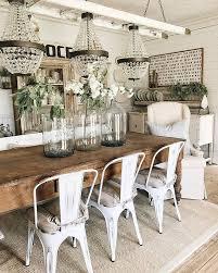 farmhouse dining rooms decor