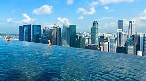 infinity pool singapore dangerous. The View From Pool Deck At Infinity Pool, Marina Bay Sands Hotel. Pic: Marinabaysands.com Singapore Dangerous O