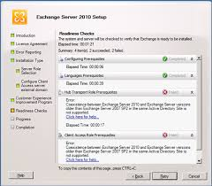 Upgrade From Exchange 2007 To Exchange 2010 Part 1 Simple Talk