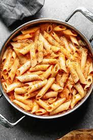 creamy tomato pasta recipe cooking
