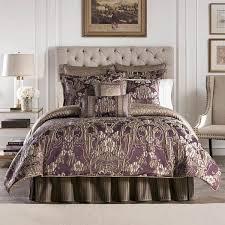 purple bedding comforter sets duvet covers bedspreads