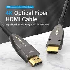 Cáp HDMI 2.0 sợi quang dài 20m Vention hỗ trợ 4K@60Hz - AAYBQ