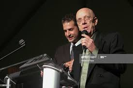 David Perry and Bob Rice during Dream Awards Honoring Tommy Tallarico...  News Photo - Getty Images