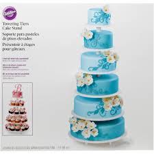 Decorative Cake Stands Woodland Imports Decorative Cake Stand Walmartcom