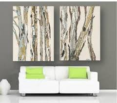 canvas images pinterest large oil painting tree trunks and eucalyptus tree abstract painted two framed very on large canvas wall art trees with wall art best gallery very large wall art large paintings for large