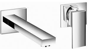 single handle wall mounted bathroom