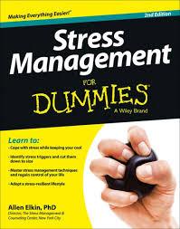 <b>Stress Management</b> For Dummies by <b>Allen Elkin</b>, Paperback ...