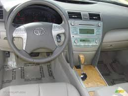 2007 Toyota Camry XLE V6 Bisque Dashboard Photo #71674915 ...