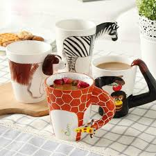 Ceramic Coffee Milk Tea Cups 20 Style Cartoon Mugs 3d Animal Shape Hand  Painted Cups The Best Coffee Mugs The View Coffee Mugs For Sale From  Jcwatches, ...