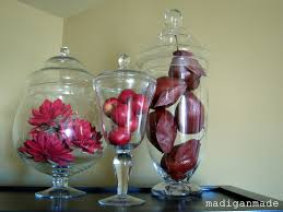 Apothecary Jars Decorating Ideas I'm tired of filling my apothecary jars There I said it 77