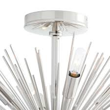 32 most matchless arteriors zanadoo fixed chandelier polished nickel the well appointed house luxuries for home