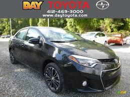 toyota corolla 2014 black. Wonderful Toyota Black Sand Pearl Toyota Corolla With 2014