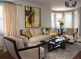 beige furniture. fantastic small narrow living room furniture arrangement brown lacquered wood table beige velvet vertical curtain grey g