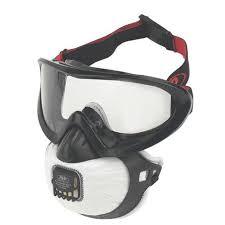 Jsp Filterspec Pro Black Eye Respiratory Protection Jsp Age130 201 100 P3 Filter