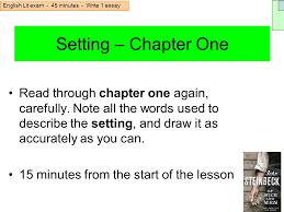 english lit exam minutes write essay ppt video online  english lit exam 45 minutes write 1 essay