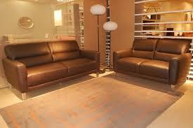 natuzzi u99 contemporary leather sofa set