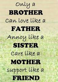 Brother Quotes Inspiration The 48 Greatest Brother Quotes And Sibling Sayings Love Quotes