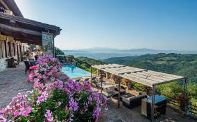 Pari Holiday Rental Il Poggio Located Tuscany Italy