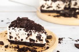 no bake oreo cheesecake and cookies