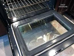 how to clean oven door glass best way to clean oven glass how to clean your how to clean oven door glass