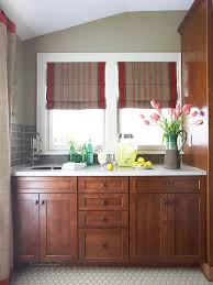how to stain kitchen cabinets better