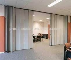 office room dividers partitions. Amazing Accordion Room Divider Custom Soundproof Doors Within Commercial Dividers Partitions Plan Office H