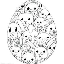 Easter Eggs Coloring Pages Eggs To Coloring Pages Egg Coloring Pages