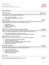 Entrepreneur Resume Example - Owner