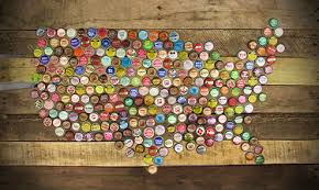 bottle cap furniture. and finally some designs donu0027t even utilize the entire surface leaving of wood on table present bottle cap furniture e