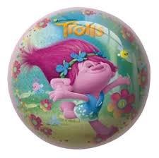 Купить <b>мячик</b> детский <b>Unice</b> Тролли, цены в Москве на goods.ru