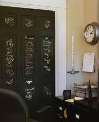 painted closet doors. Closet Door DIY - Chalkboard Paint Painted Doors L
