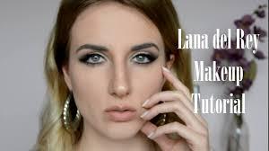 lana del rey makeup tutorial makijaż lana del rey lightupelise