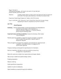 Roger A Bonnell Resume 3 1 11