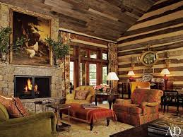 Rustic Living Room Chairs Living Room Rustic Living Room Furniture Within Satisfying