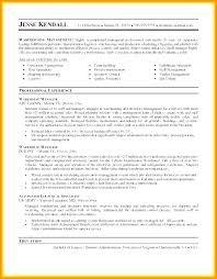 Warehouse Job Description Template