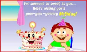 Birthday Quotes For Kids